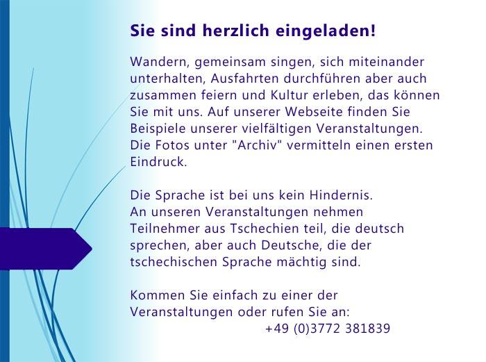 Deutsch-tschechischer Kolturverein Potok e. V.